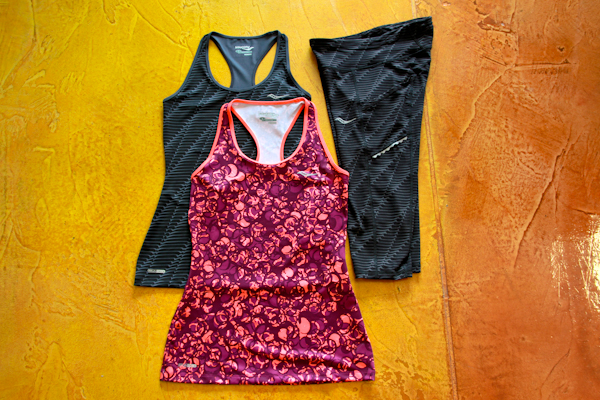 Saucony women's gear