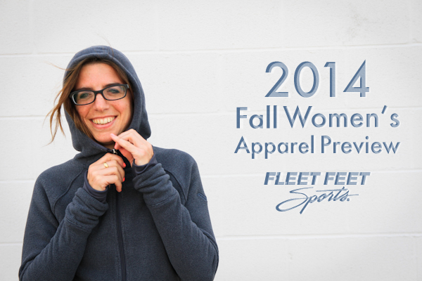 Fall Apparel Preview - Women's