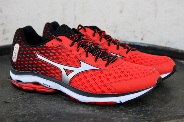 size 40 f8cc8 08120 New Arrival - Mizuno Wave Rider 18 Running Shoe