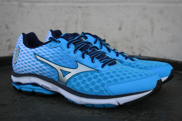 45d21b68 New Arrival - Mizuno Wave Rider 18 Running Shoe