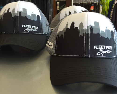 Buffalo Skyline Trucker Hat